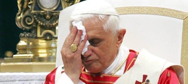 Dimissioni Papa