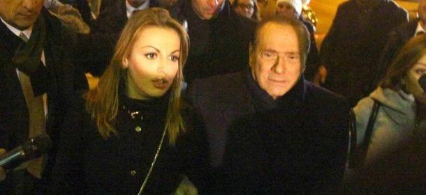 Francesca Pascale, Silvio Berlusconi