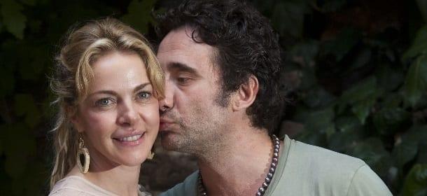 Claudia Gerini e Federico Zampaglione
