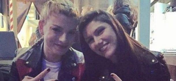 """Amici 14, Emma ed Elisa: """"Ci siamo scelte, non è una proposta calata dall'alto"""""""