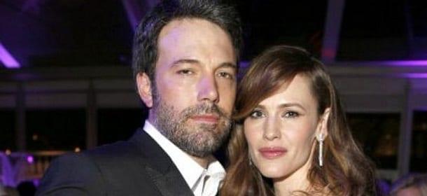 Ben Affleck e Jennifer Garner si dicono addio dopo 10 anni di matrimonio