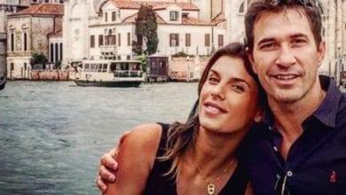 Elisabetta Canalis partorirà in Italia? E' guerra per la copertina