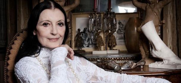 Carla Fracci , dopo Virginia Raffaele ospite da Barbara D'Urso
