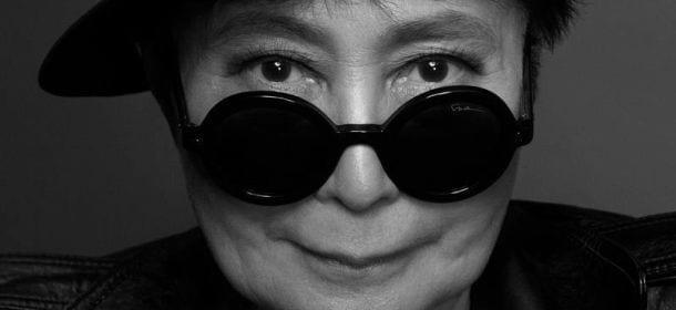 Paura per Yoko Ono, ricoverata per ictus, ma il figlio smentisce