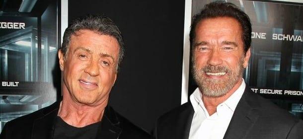 Oscar 2016, Arnold Schwarzenegger consola Sylvester Stallone con un video