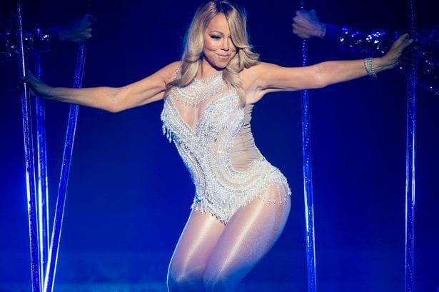 Mariah Carey, polizza costosa sulle gambe e la voce