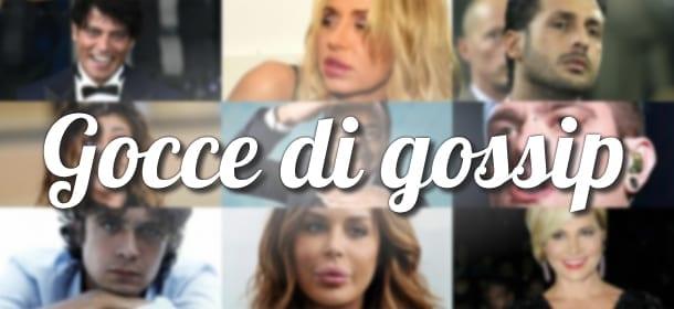 Gocce di Gossip: Francesco Renga, Giorgia Surina, Lory Del Santo e...