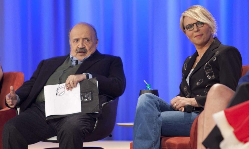 Maurizio Costanzo: orgoglioso di Maria De Filippi