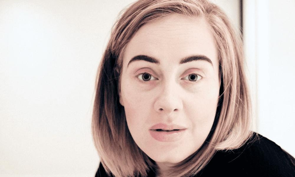 Adele irriconoscibile senza trucco FOTO