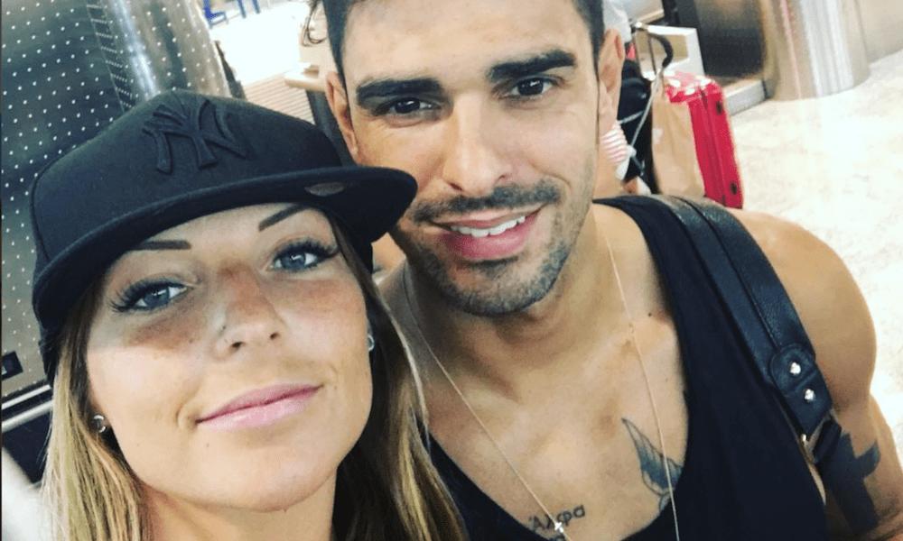 Cristian Galella e Tara Gabrieletto sposi, eccoli in viaggio di nozze