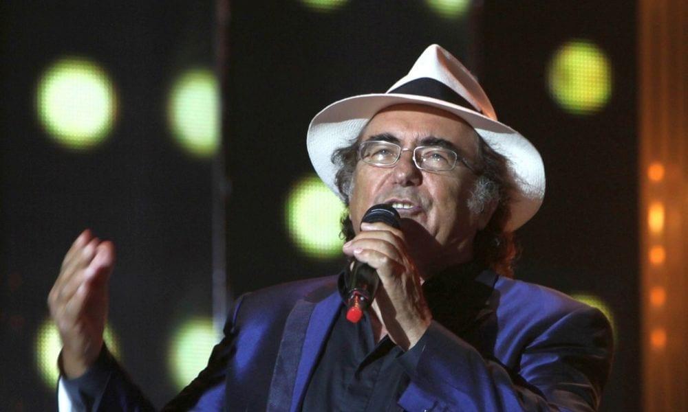 Albano Carrisi: è polemica con Flavio Briatore