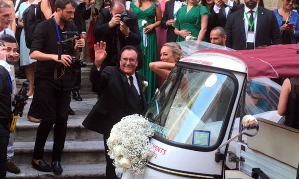 Gossip vip, Cristel Carrisi e Davor Luksic sposi in Puglia