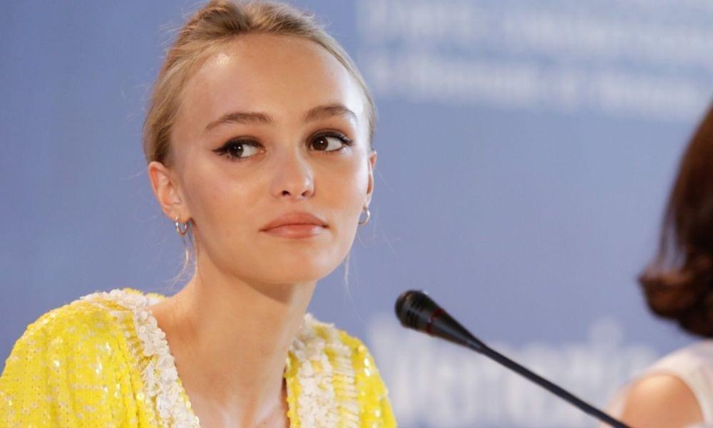 Gocce di Gossip: Lily-Rose Depp troppo magra? Attrice di ... Vanessa Paradis Rumors