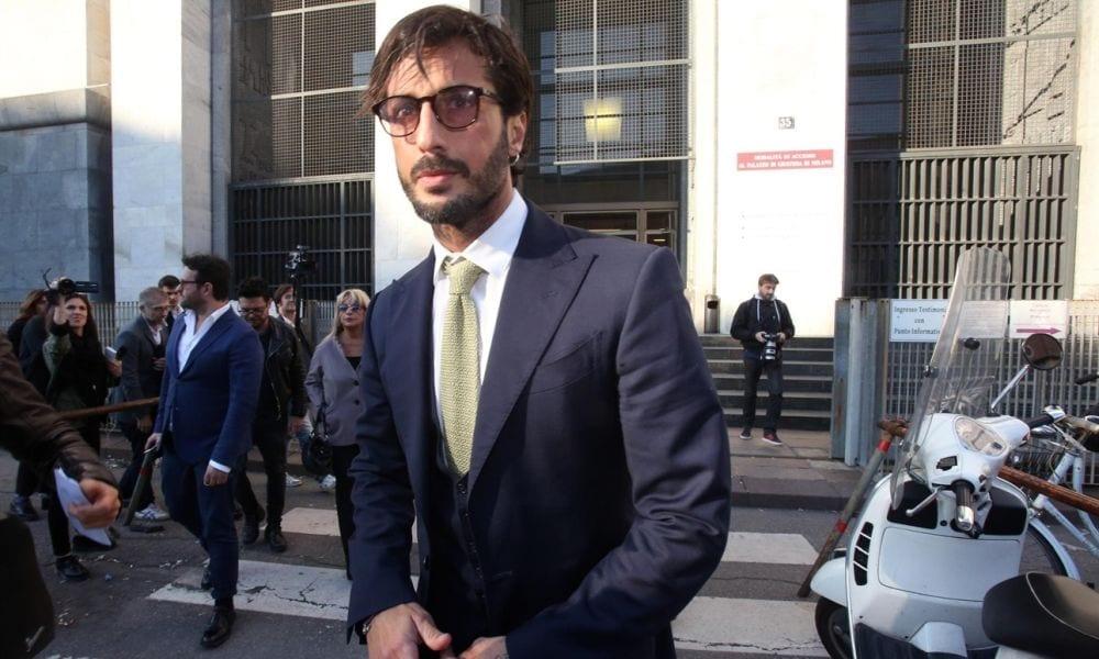 Fabrizio Corona in carcere: ecco chi è il compagno di stanza