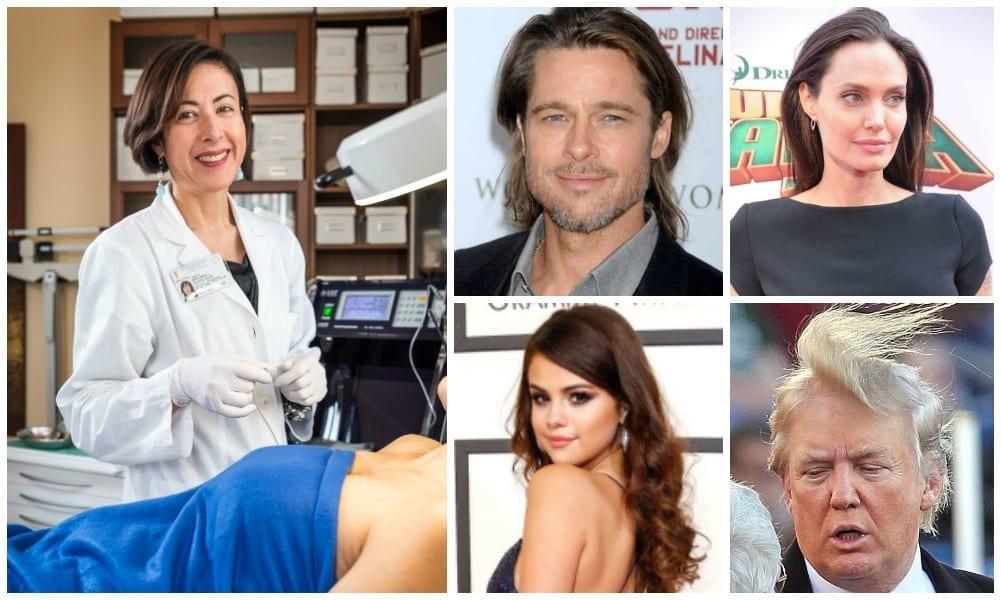L'FBI indaga: ascoltati Angelina Jolie e figli