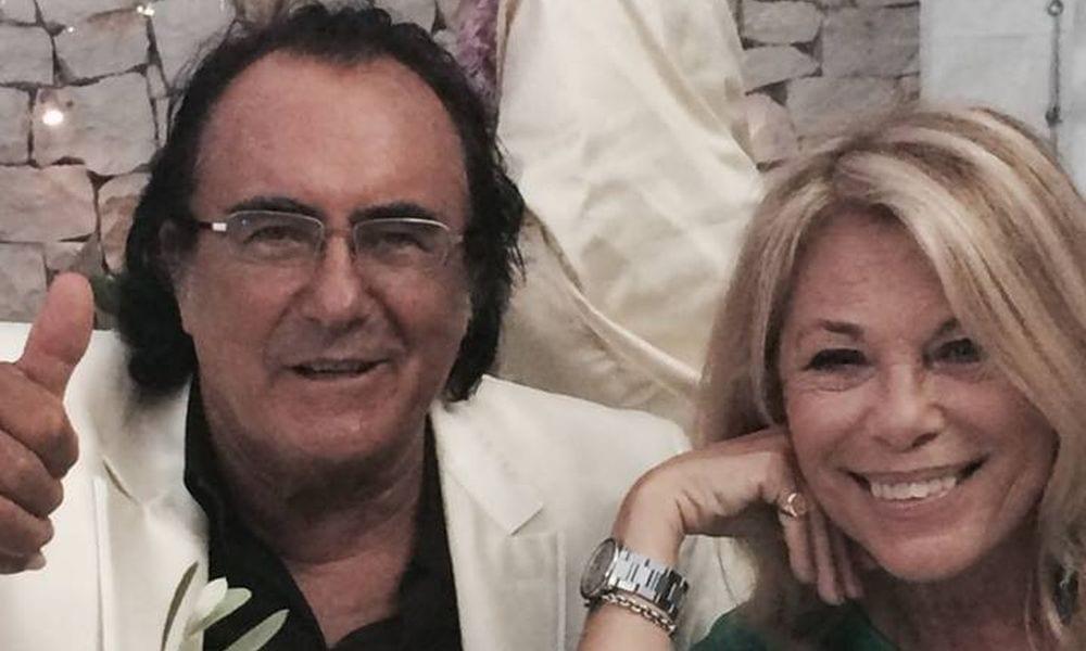 """Rita Dalla Chiesa, polemica per la foto con Al Bano: """"Attacchi di pessimo gusto dai fan di Romina Power"""""""