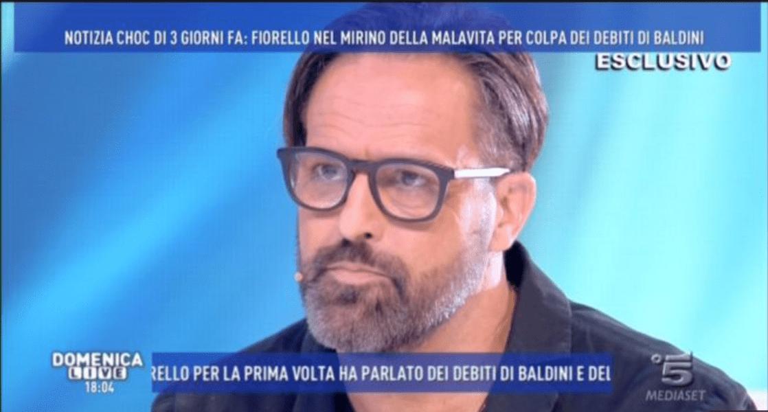 Baldini, passo indietro su Fiorello: