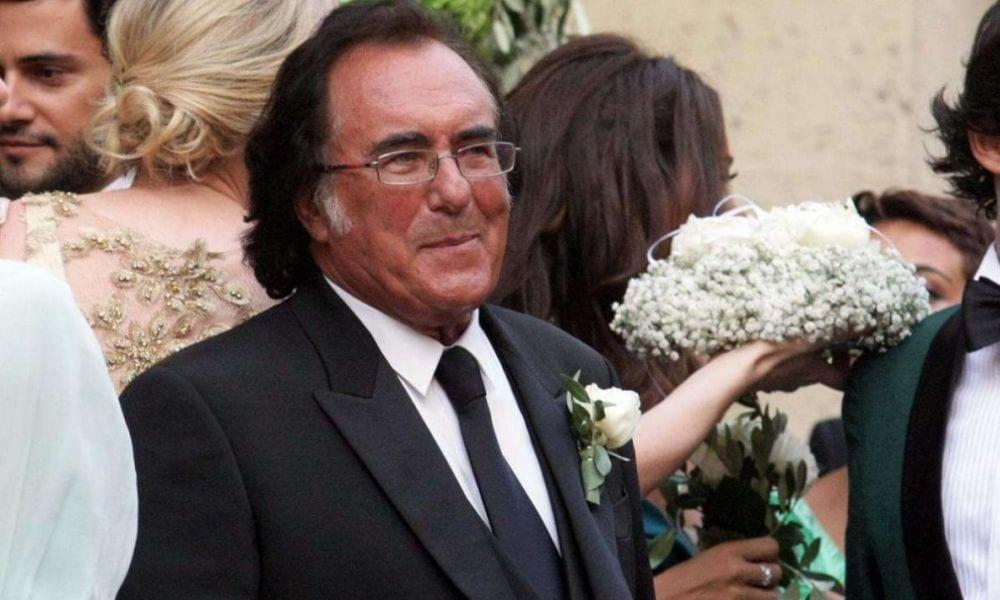 Albano Carrisi operato nella notte per un infarto - ESCLUSIVO