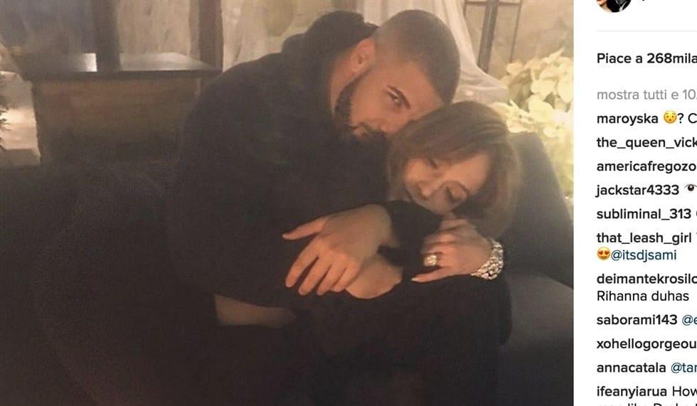 Drake e Jennifer Lopez sono una coppia
