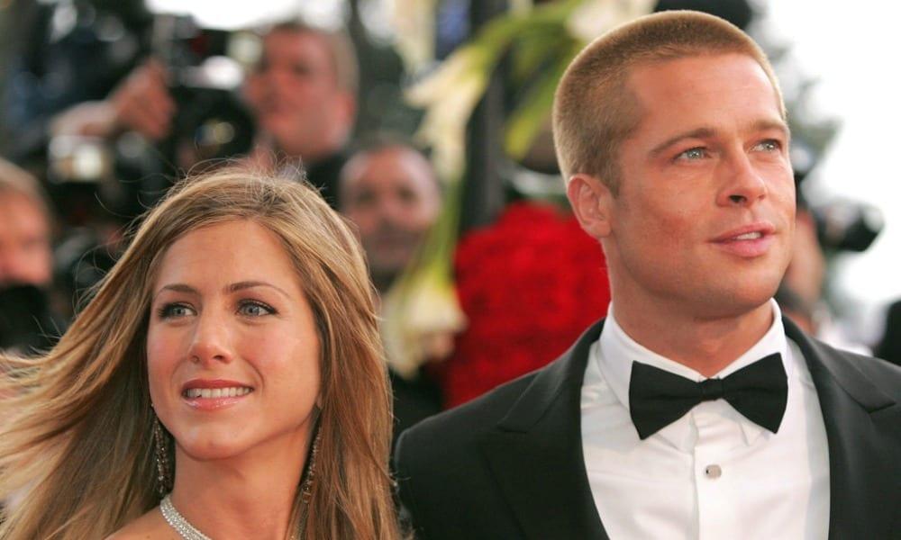 Brad Pitt invita Jennifer Aniston a cena e lei risponde: