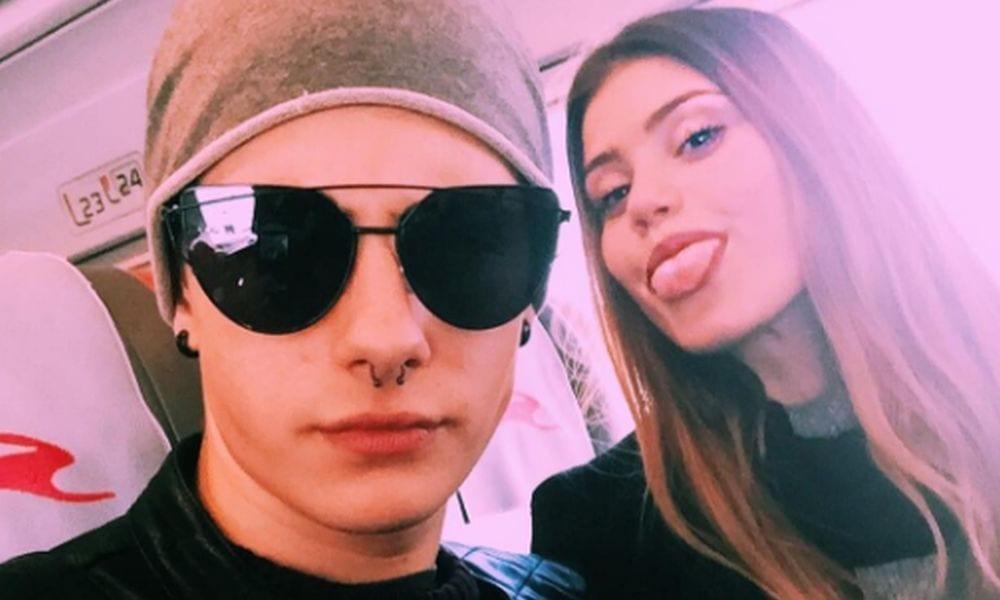 Il Collegio, flirt per Jenny De Nucci e Adriano Occulto? E Swami Caputo? [VIDEO]