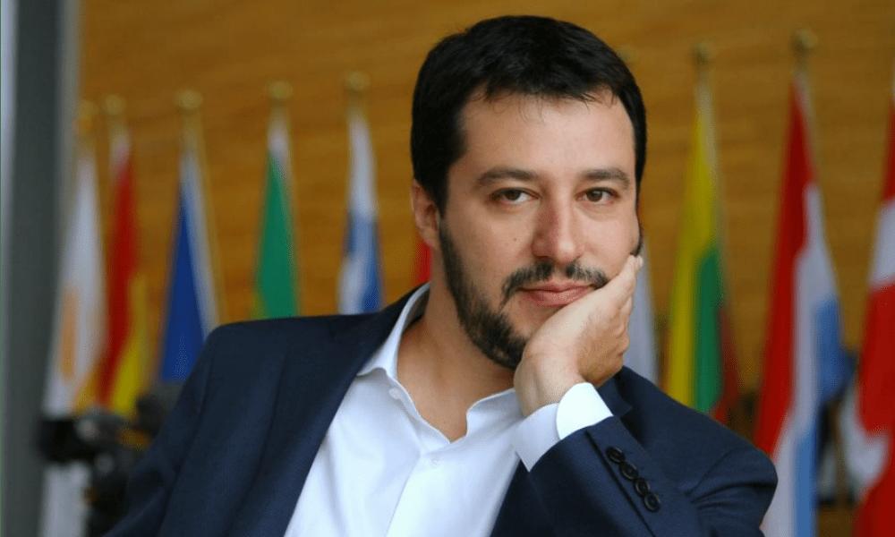 Elisa Isoardi e Matteo Salvini: innamoratissimi