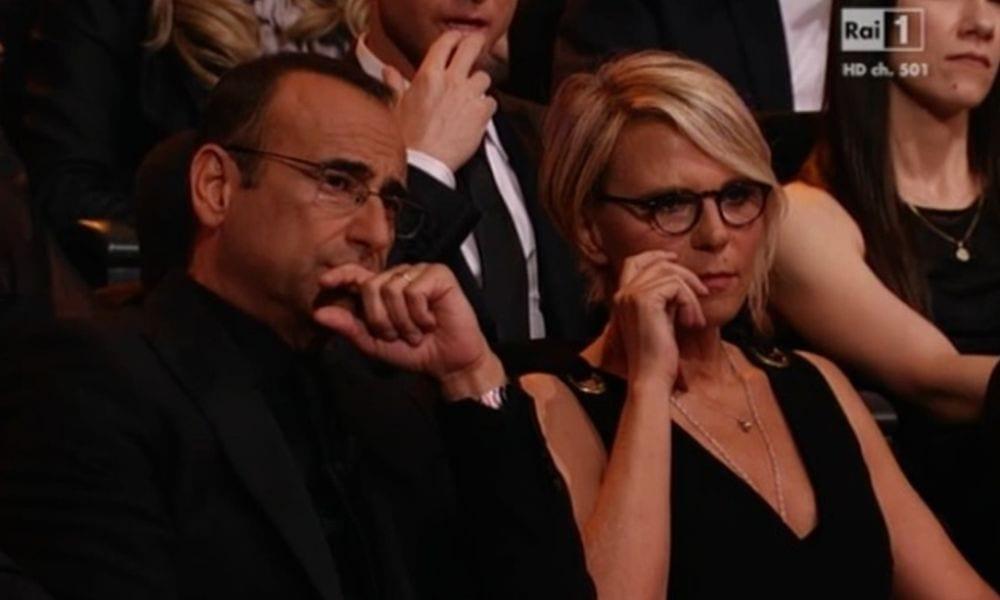 """Sanremo 2017, Maria De Filippi confermata: """"Accetto l'invito"""""""