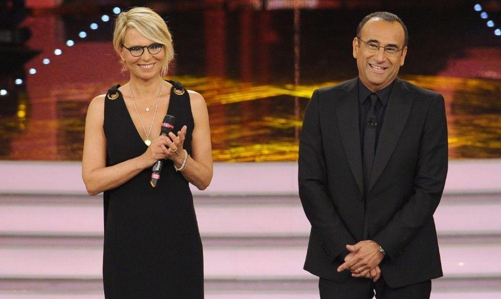 Sanremo 2017, Maria De Filippi al fianco di Carlo Conti?
