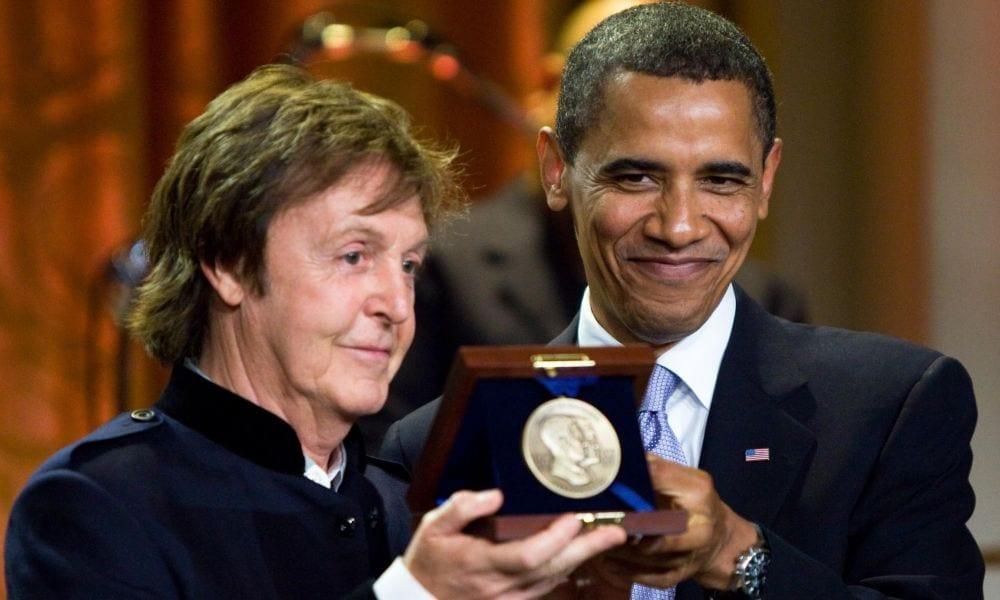 Obama: da Beyoncé a Paul McCartney, parata di stelle alla festa di addio