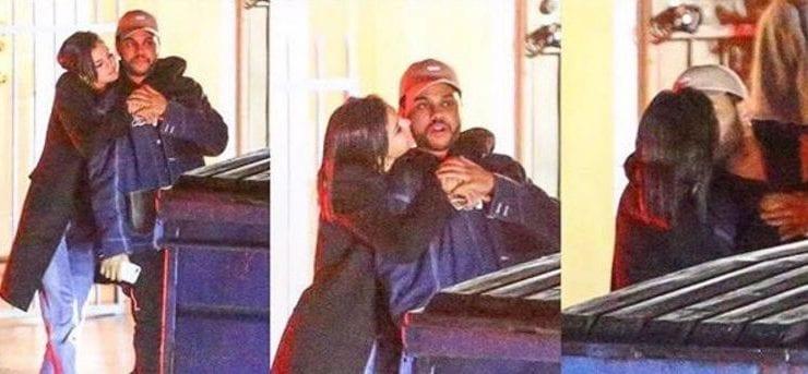 Selena Gomez dimentica Justin Bieber e bacia un altro [FOTO]