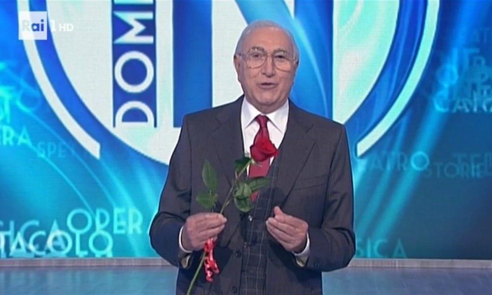 Pippo Baudo sta male: non condurrà Domenica In dall'Ariston COMMENTA