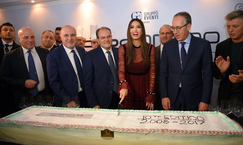 Sanremo 2017, inaugurata Casa Sanremo con Elisabetta Gregoraci [FOTO]