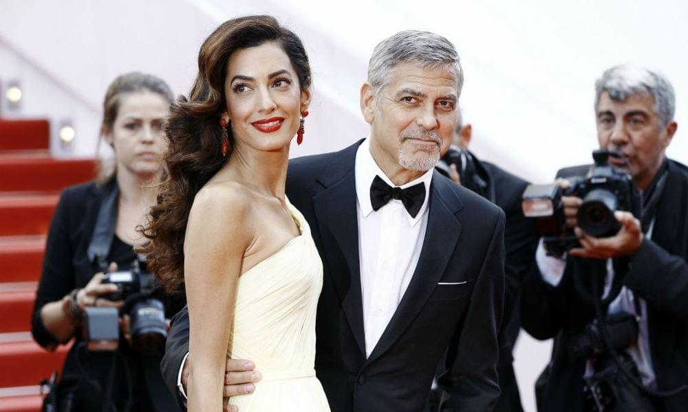 """George Clooney sta per diventare padre: """"Sarà un'avventura, siamo molto felici"""""""