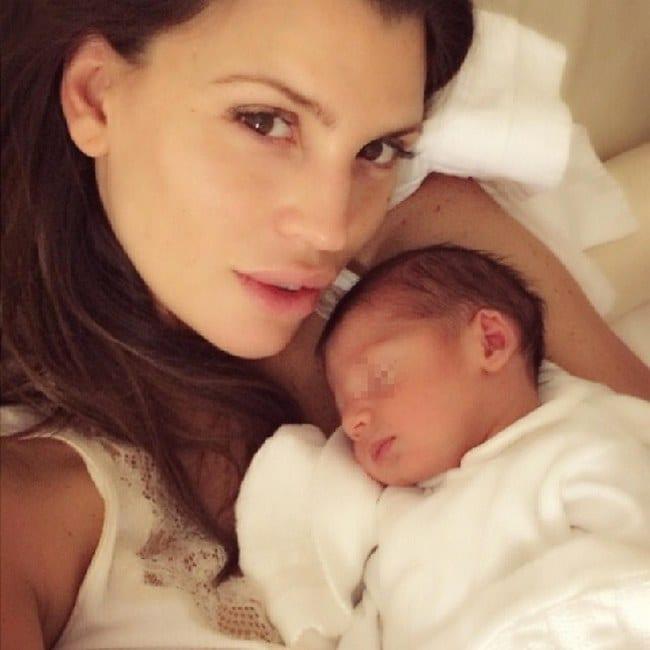 Claudia Galanti ricorda la figlia Indila a due anni dalla morte