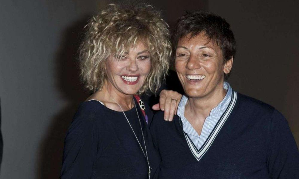 Eva Grimaldi e Imma Battaglia, più di un'amicizia? [VIDEO]