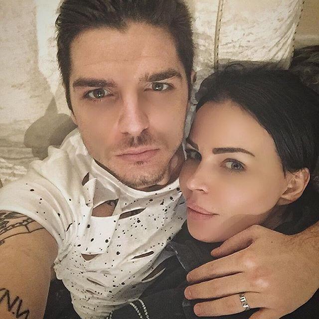 Nina Moric e Luigi Mario Favoloso, niente nozze: