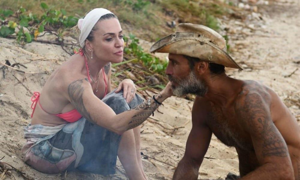 Isola dei Famosi: News, Raz Degan ancora innamorato di Paola Barale