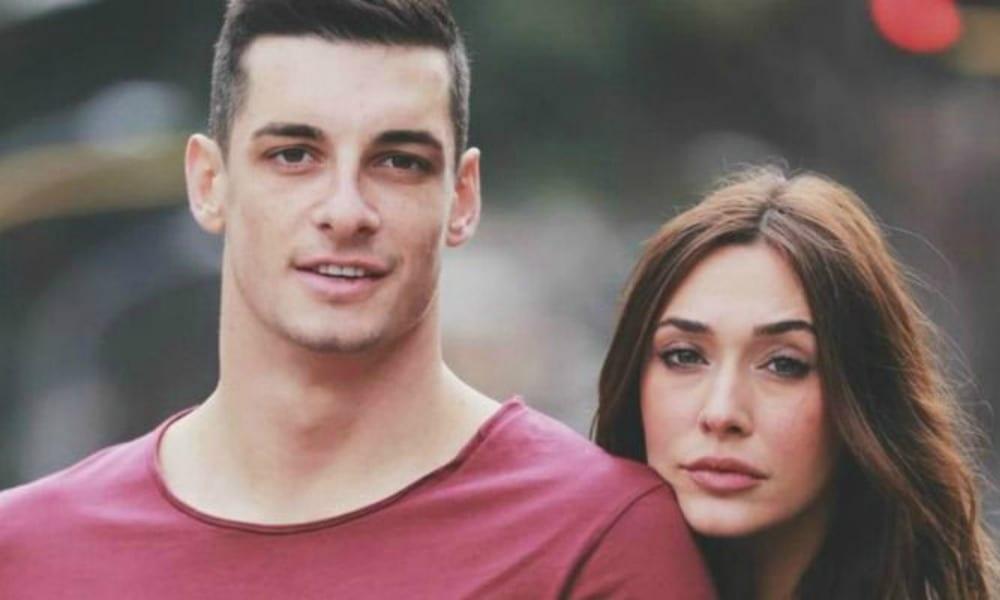 Sonia Lorenzini e Emanuele Muti festeggiano un mese d'amore