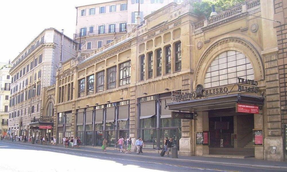 MiBACT, al teatro Eliseo oltre 1,2 milioni di euro in due anni
