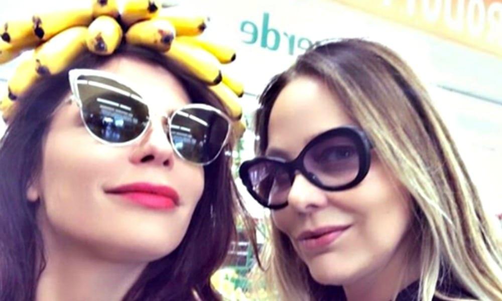 Naike Rivelli contro Ilary Blasi su Instagram