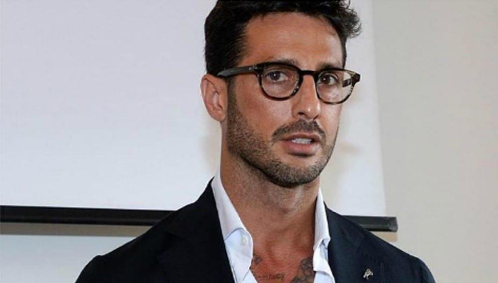 Fabrizio Corona accusa il fidanzato di Nina Moric