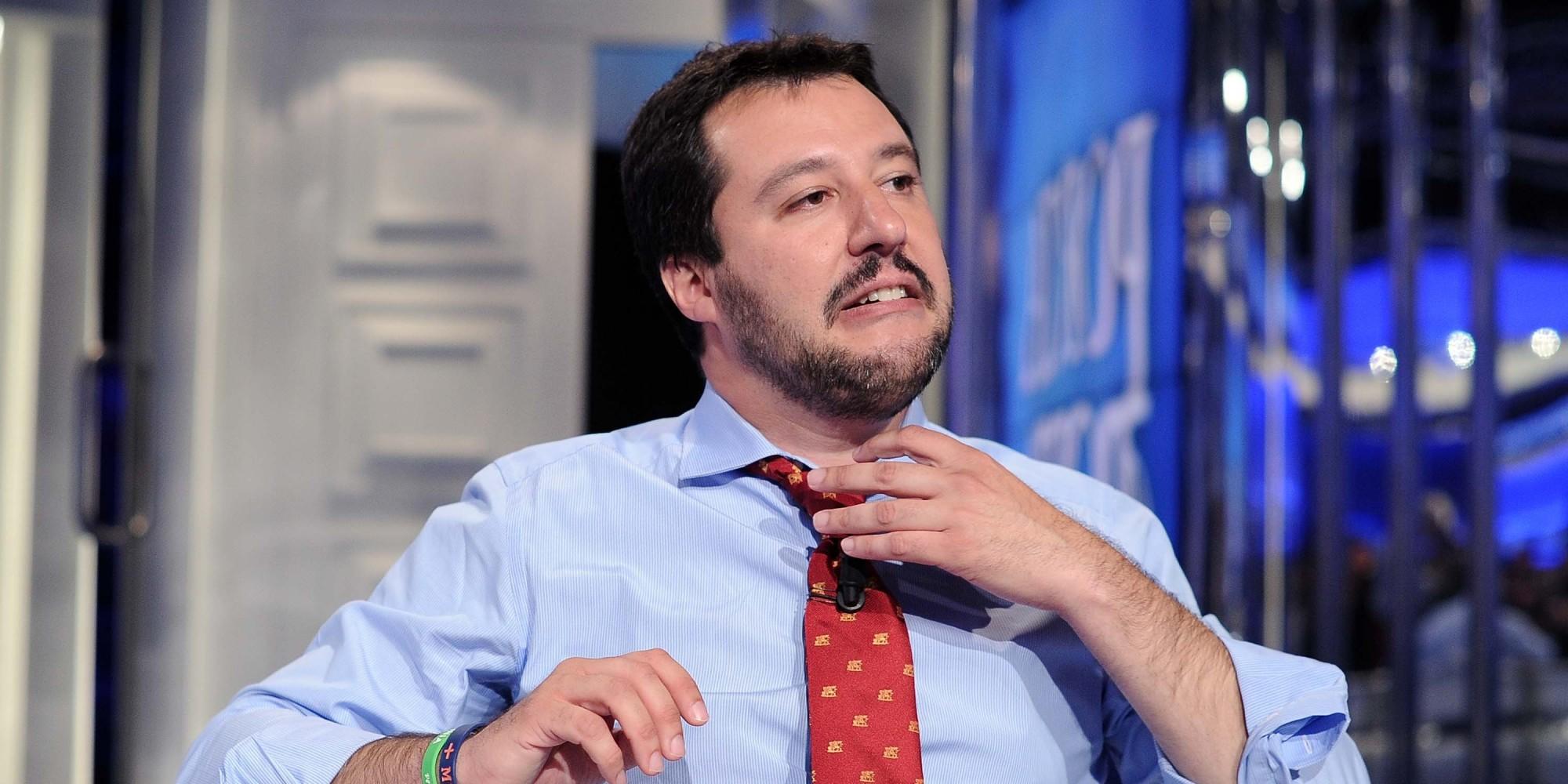 Matteo Salvini fidanzato con la modella Ahlam El Brinis? Gli indizi