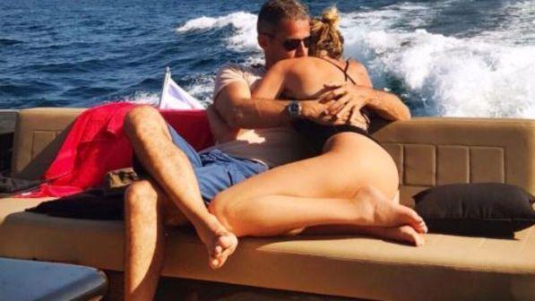Alessia Marcuzzi: nessuna crisi, con Paolo va a gonfie vele