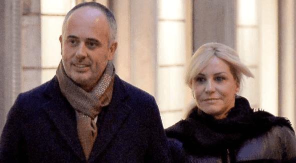 Antonella Clerici: con Vittorio Garrone niente nozze all'orizzonte