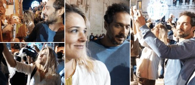 Claudio Santamaria e Francesca Barra stanno insieme
