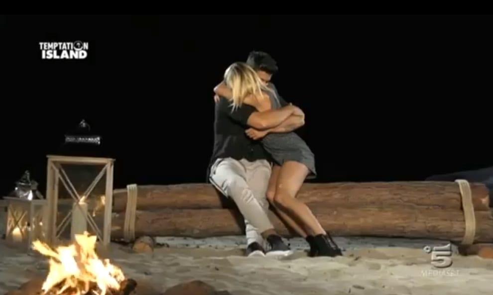 Anticipazioni Temptation Island stasera: il falò tra Ruben e Francesca