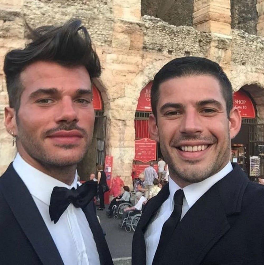 Uomini e Donne, Juan Sierra contro Claudio Sona