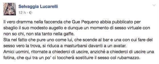 Gué Pequeno e il video shock su Instagram: l'attacco di Selvaggia Lucarelli
