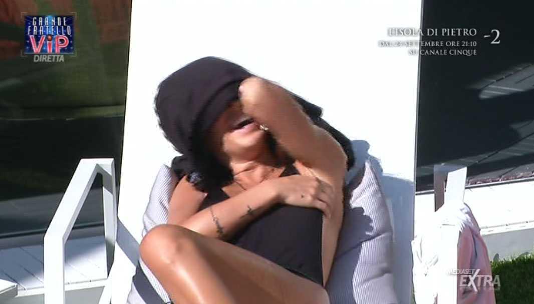 Cecilia Rodriguez e Teresanna Pugliese, scontro in diretta al GF Vip