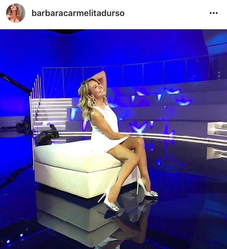 Barbara D'Urso torna a Pomeriggio 5 scenderà le scale con Gerard Butler?